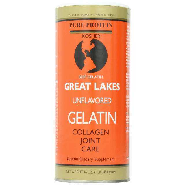 Great Lakes Unflavored Beef Gelatin