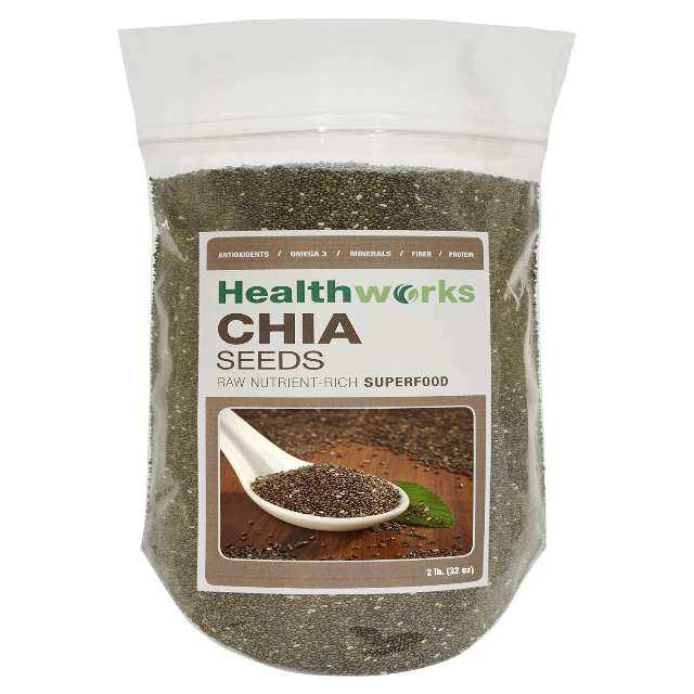 Healthworks Chia Seeds
