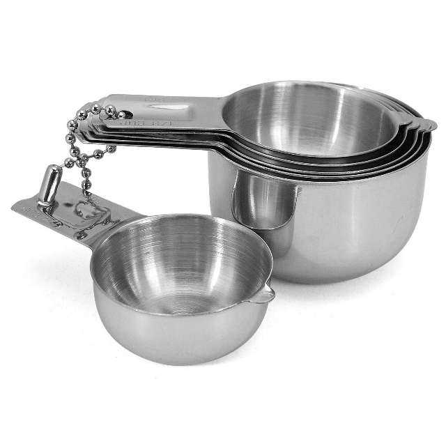Bellemain Stainless Steel Measuring Cup Set