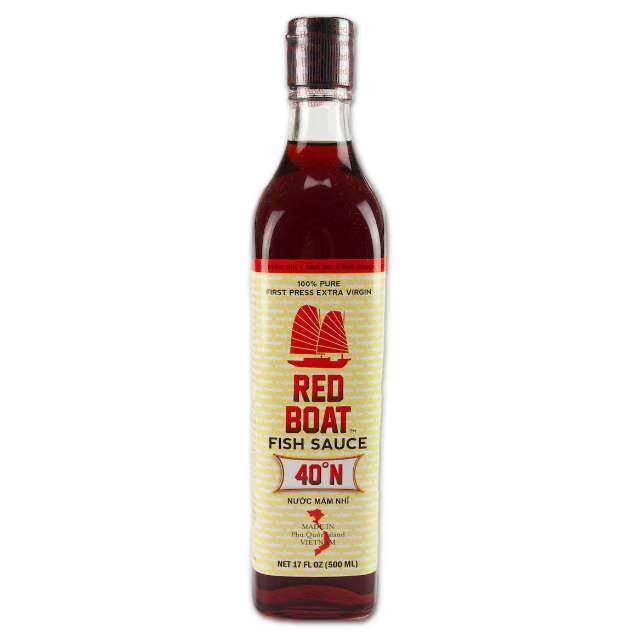 Red Boat Premium Fish Sauce